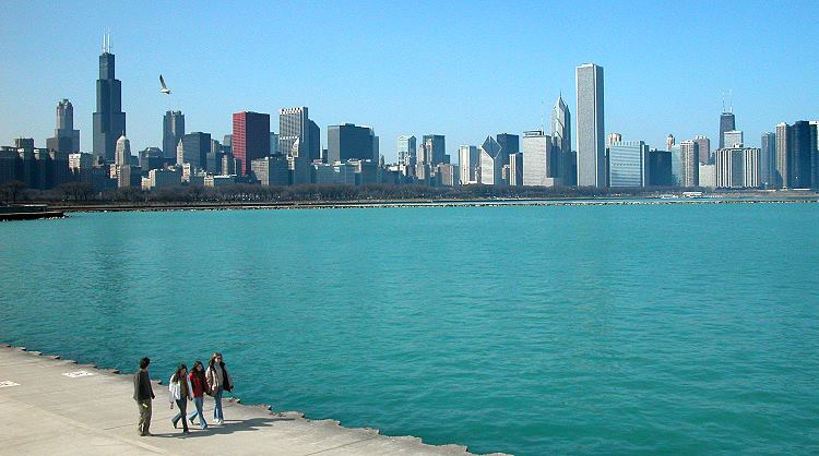 chicago water treatment plant